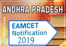 AP-Eamcet2019 notification