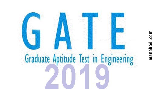 Gate Results 2019 Twitter: GATE 2019 Notification Eligibility, Application Form, Exam