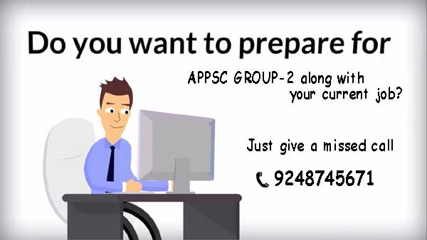 APPSC GROUP 2 coaching