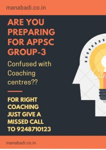 appsc group 3 coaching