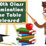 ts 10th class time table 2019