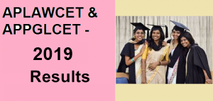 AP LAWCET Results 2019 & PGLCET Results 2019