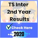TS Inter 2nd year Results 2020
