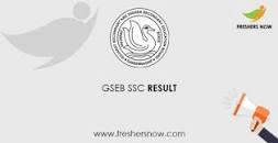Gujarat SSC